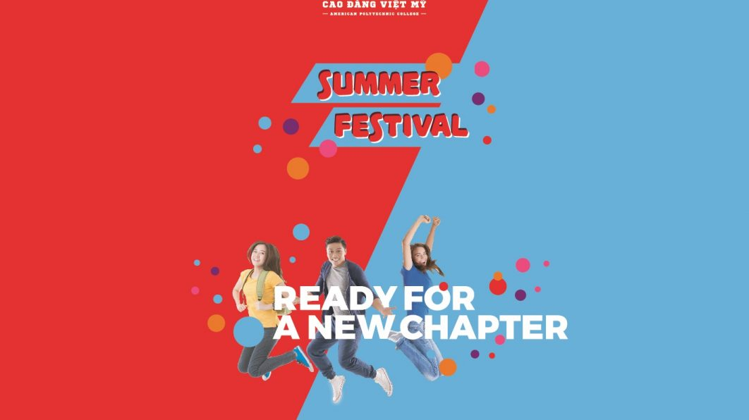 Summer Festival: READY FOR A NEW CHAPTER