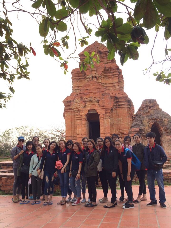 Tham quan tháp Chàm PÔNASU - Một địa danh du lịch nổi bật của Phan Thiết