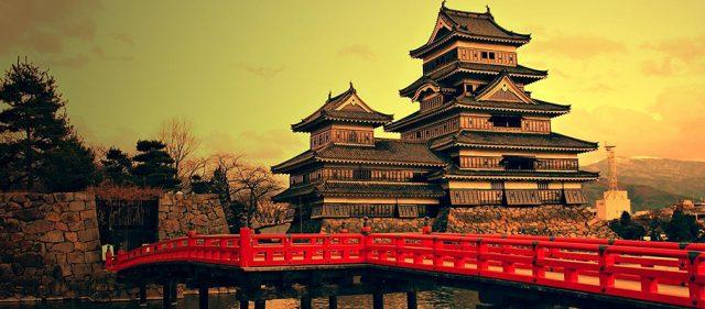 nước Nhật giàu và đẹp