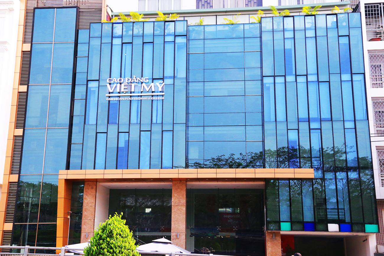 Cao đẳng Việt Mỹ - TOP 10 các trường cao đẳng tốt nhất ở TPHCM