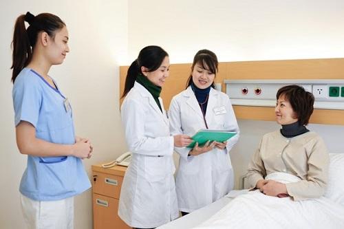 Nhu cầu nhân lực ngành điều dưỡng quốc tế vô cùng cao