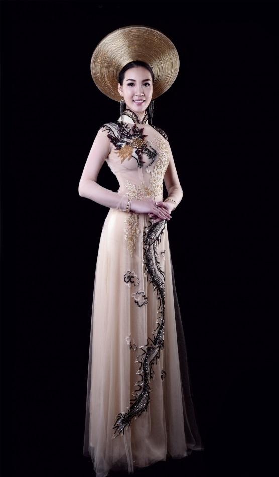 Một mẫu thiết kế thời trang -Đồ án tốt nghiệp của sinh viên VHNT và du lịch Sài Gòn