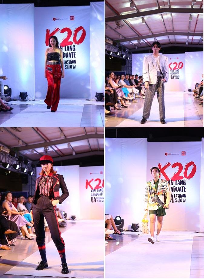 Fashion Show Đại học Văn Lang năm 2018