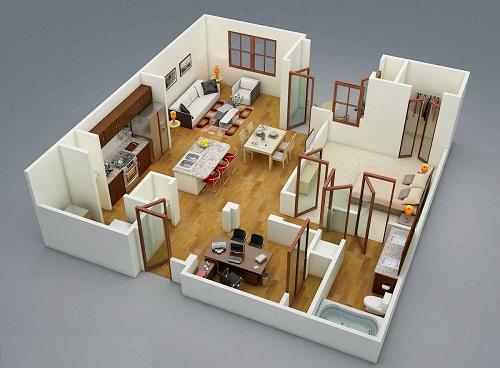 Vai trò của thiết kế nội thất trong đời sống