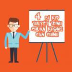 4 bí kíp thuyết trình chuẩn không cần chỉnh