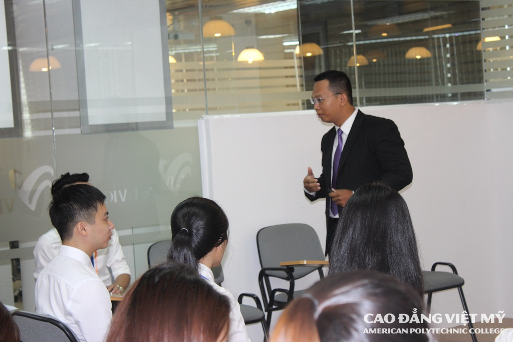 Anh Nguyễn Thanh Hải chia sẻ về các tiêu chỉ tuyển dụng trong ngân hàng