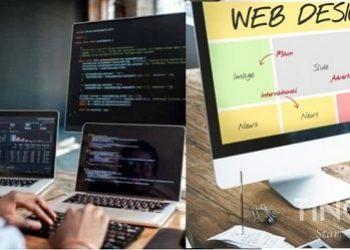 thiết kế website thuộc mã ngành nào