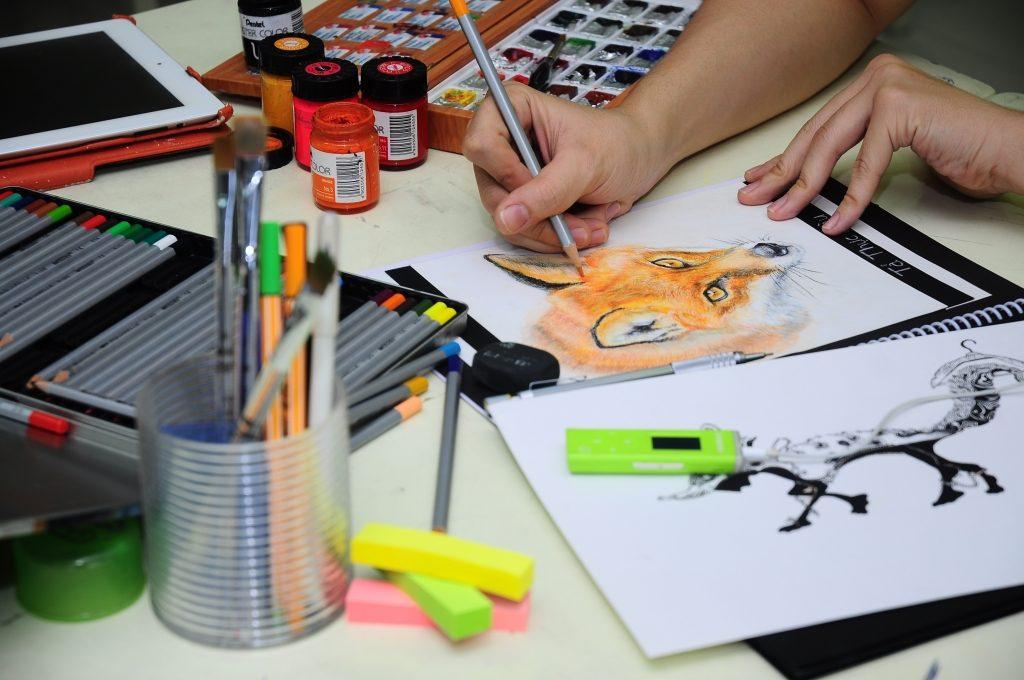 học thiết kế đồ họa ở tphcm