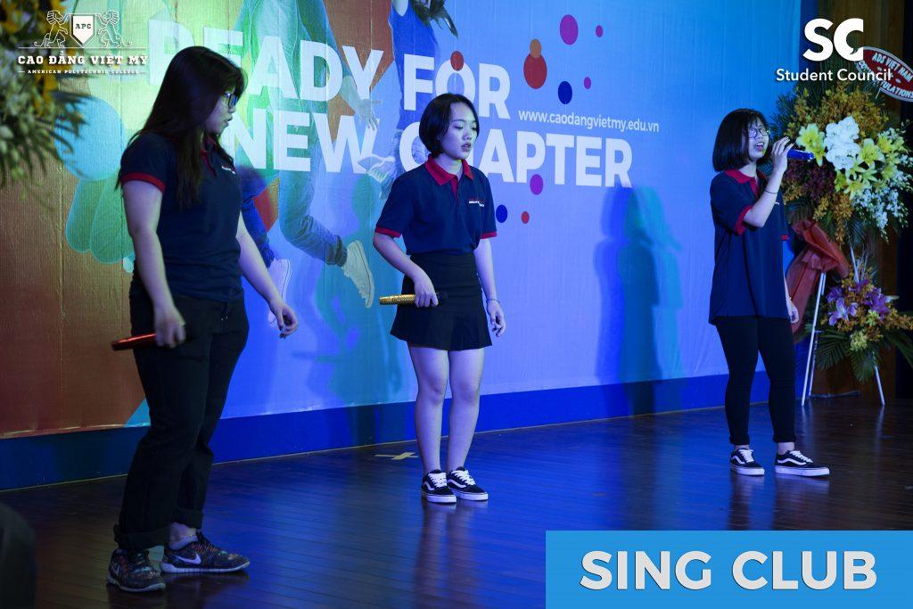 sing club clb âm nhạc