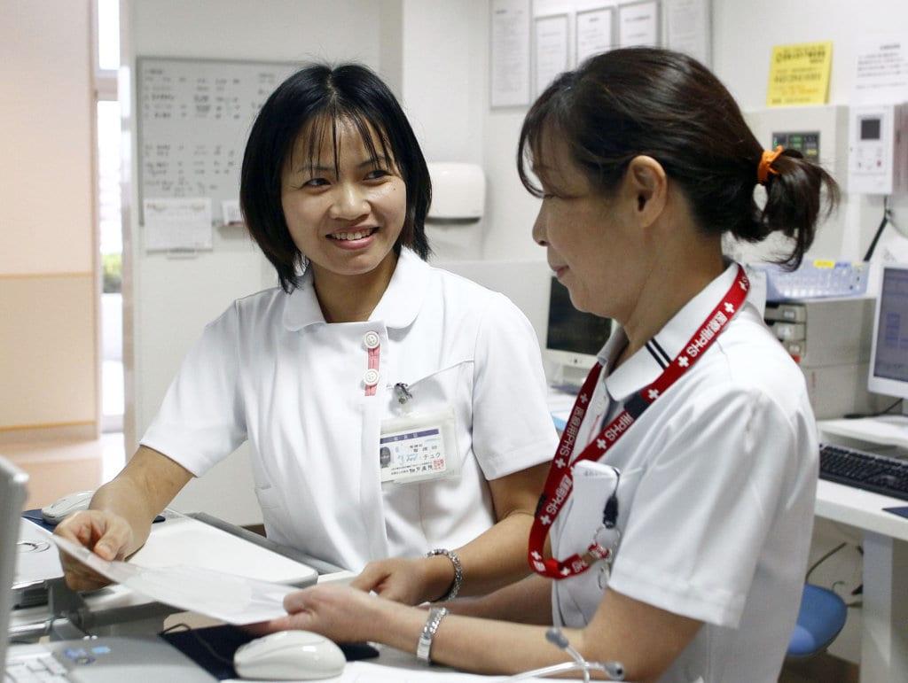 Sơ đồ ngành điều dưỡng Việt Nam hiện nay