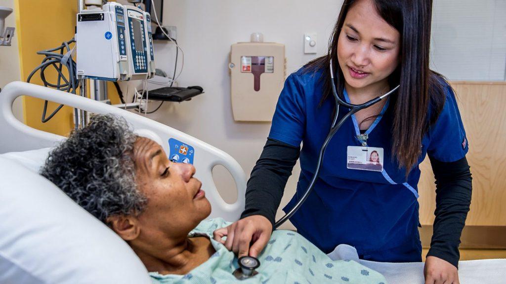 Điều dưỡng đa khoa là theo dõi, chăm nom và kiểm tra tình trạng sức khỏe của người bệnh cho đến khi hồi phục