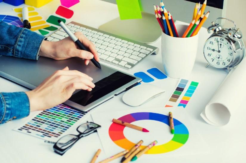 Học xây dựng đồ họa và mỹ thuật đa phương tiện là học những gì ?