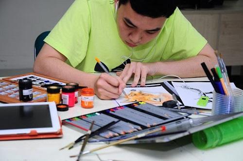 Chương trình học đạt chuẩn quốc tế