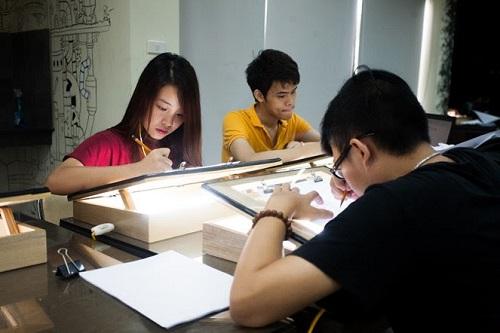 Trường học theo tiêu chuẩn đào tạo NASAD