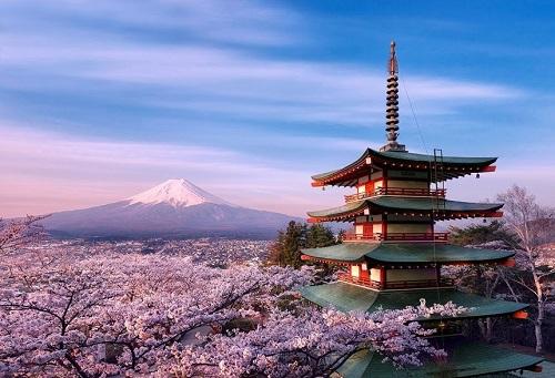 Nhật Bản đất nước có ngôn ngữ thuộc hàng khó học