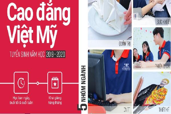 Học thiết kế web tại Cao đẳng Việt Mỹ