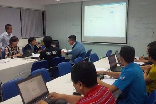 Học thiết kế web tại Trust Academy