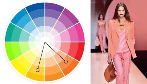 Có sự hiểu biết về vải và biết cách phối màu