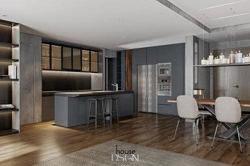 Nội thất The House Design