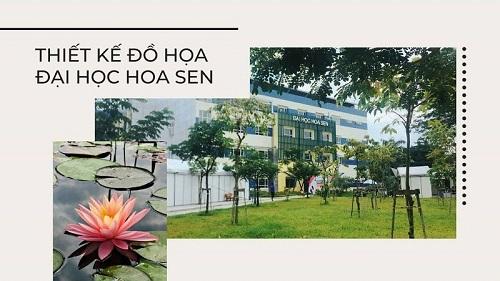 Đại học Hoa Sen mới đào tạo thiết kế đồ họa