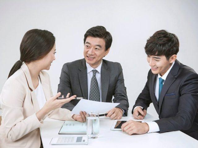 Phiên dịch viên tiếng Hàn với mức thu nhập cao.