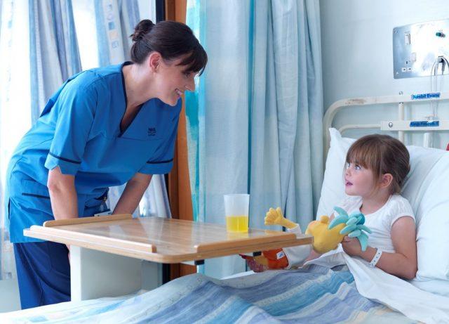Điều dưỡng là công viên quan trọng, chăm sóc sức khỏe cho bệnh nhân.